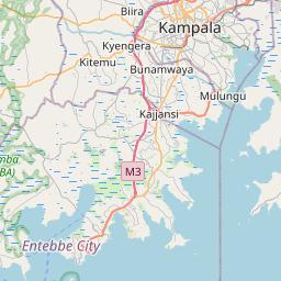 Distance Kampala Nakawuka In Km Miles Route Direction