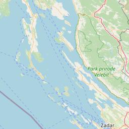 Zagreb Plitvicka Jezera Udaljenost Između Gradova Km Mi Voznju Cesta