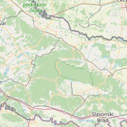 Udaljenost Zagreb Nova Gradiska U Kilometrima Miljama Ruta