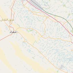 الرياض الرين المسافة بين المدن كم ميل اتجاهات القيادة طريق
