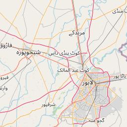 Lahore Khanqah Dogran Distance Between Cities Km Mi
